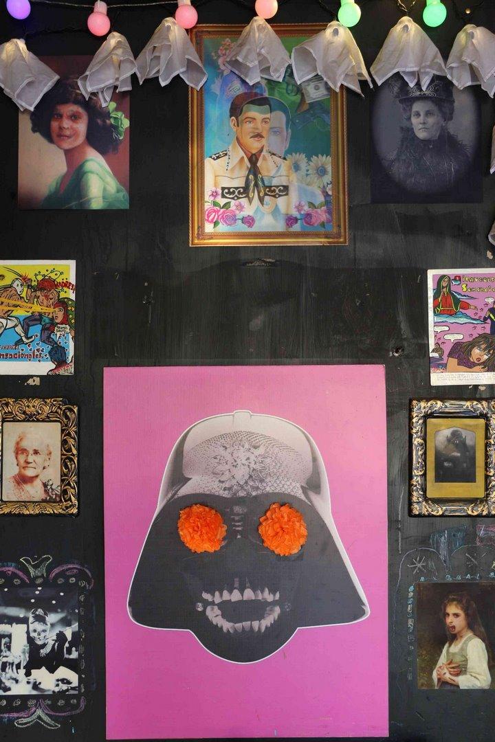 Welcome to the dark side. Foto: Alesita Ríos
