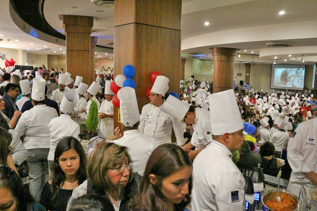 Disfrutando del evento. Foto: Alesita Ríos